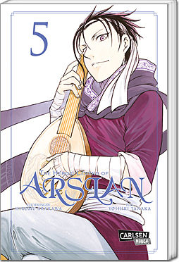 The Heroic Legend of Arslan, Band 05