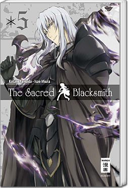 The Sacred Blacksmith, Band 05