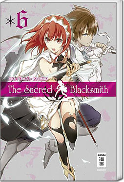 The Sacred Blacksmith, Band 06
