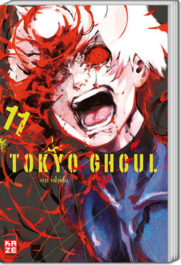 Tokyo Ghoul, Band 11