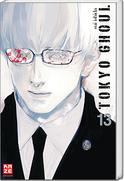 Tokyo Ghoul, Band 13