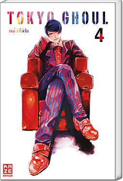 Tokyo Ghoul, Band 04