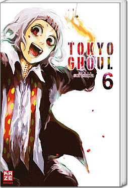 Tokyo Ghoul, Band 06
