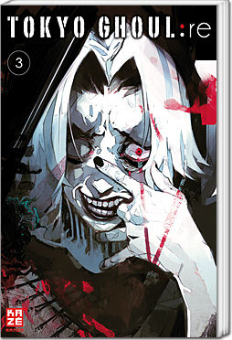 Tokyo Ghoul:re, Band 03