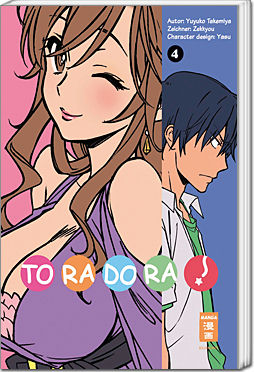 Toradora!, Band 04