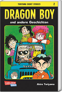 Toriyama Short Stories, Band 02