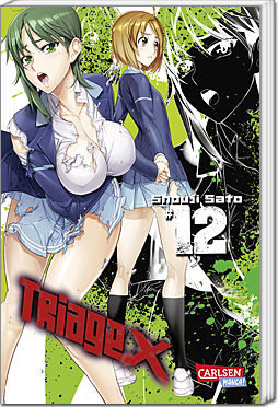 Triage X, Band 12