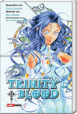 Trinity Blood, Band 10