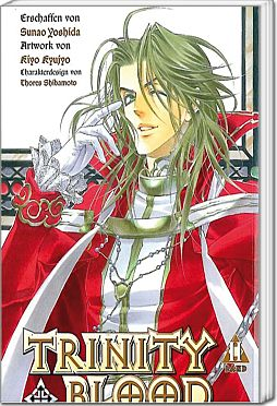 Trinity Blood, Band 11