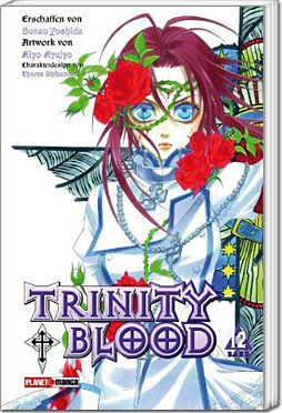 Trinity Blood, Band 12
