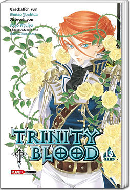 Trinity Blood, Band 13