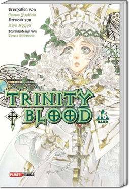 Trinity Blood, Band 15