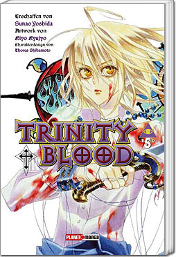 Trinity Blood, Band 05