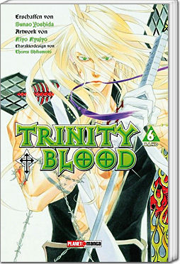Trinity Blood, Band 06