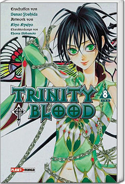 Trinity Blood, Band 08