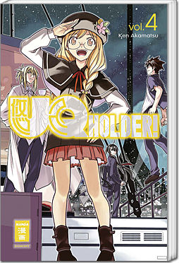 UQ Holder!, Band 04