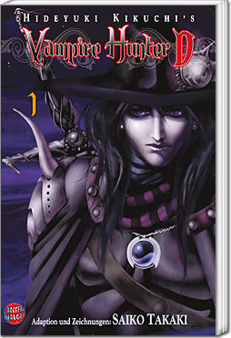 Vampire Hunter D, Band 01