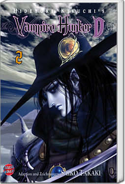 Vampire Hunter D, Band 02