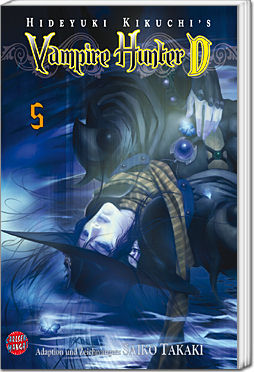 Vampire Hunter D, Band 05