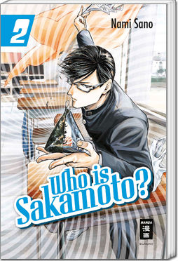Who is Sakamoto?, Band 02