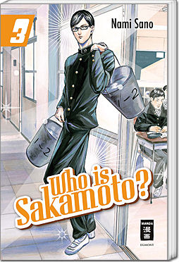 Who is Sakamoto?, Band 03