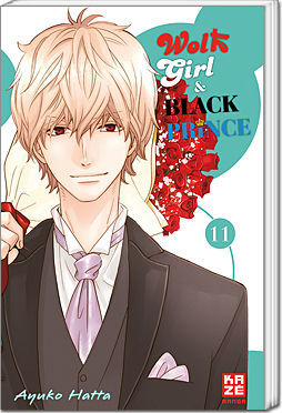 Wolf Girl & Black Prince, Band 11