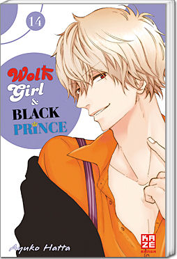 Wolf Girl & Black Prince, Band 14