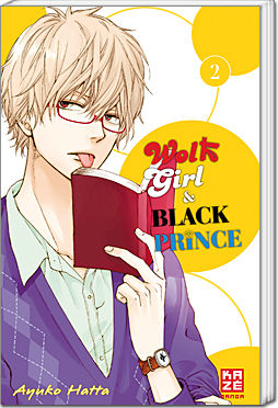 Wolf Girl & Black Prince, Band 02