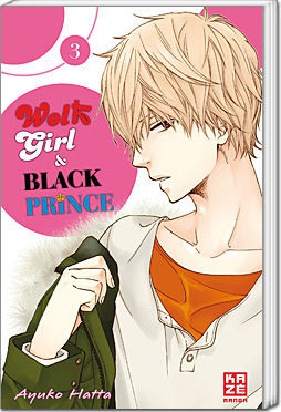 Wolf Girl & Black Prince, Band 03
