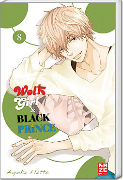 Wolf Girl & Black Prince, Band 08