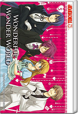 Wonderful Wonder World, Band 05