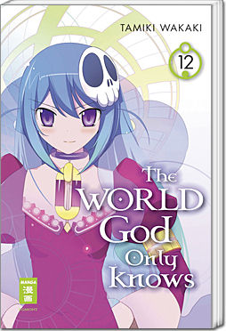 The World God Only Knows, Band 12