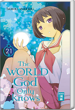 The World God Only Knows, Band 21