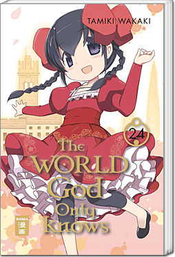 The World God Only Knows, Band 24