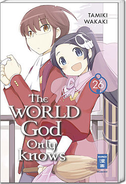The World God Only Knows, Band 26