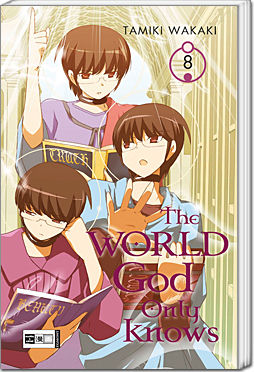 The World God Only Knows, Band 08