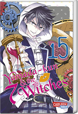 Yamada-kun and the seven Witches, Band 15