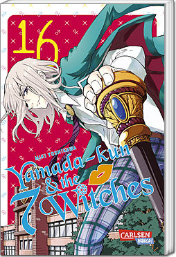 Yamada-kun and the seven Witches, Band 16