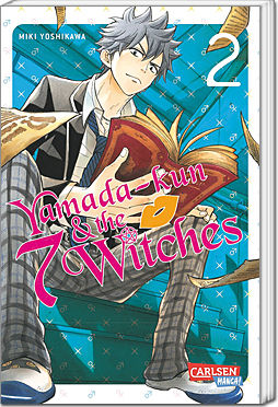 Yamada-kun and the seven Witches, Band 02