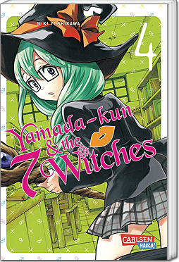 Yamada-kun and the seven Witches, Band 04