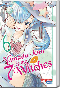 Yamada-kun and the seven Witches, Band 06