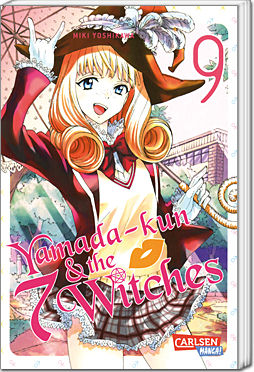 Yamada-kun and the seven Witches, Band 09