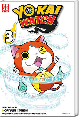 Yo-Kai Watch, Band 03