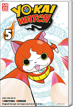 Yo-Kai Watch, Band 05