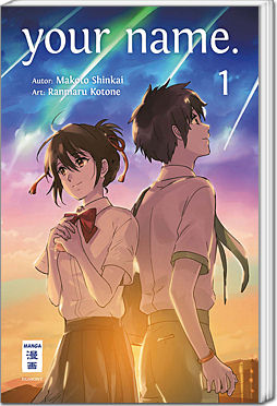 your name., Band 01
