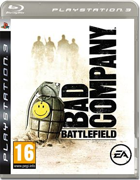 Battlefield: Bad Company -E-