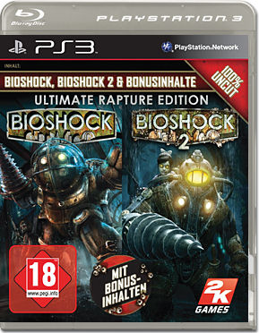 BioShock - Ultimate Rapture Edition