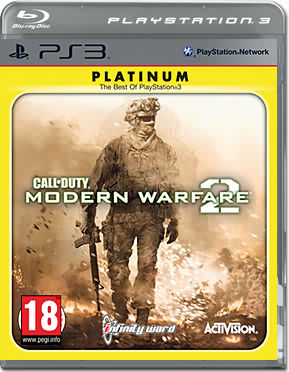 Call of Duty: Modern Warfare 2 -E-