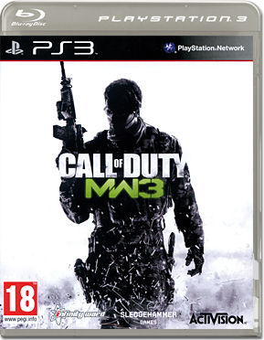 Call of Duty: Modern Warfare 3 -E-