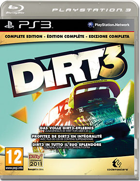 DIRT 3 - Complete Edition